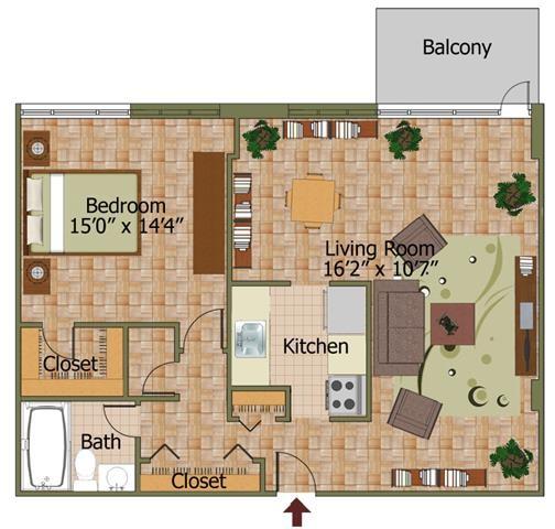 Calvert House Apartments