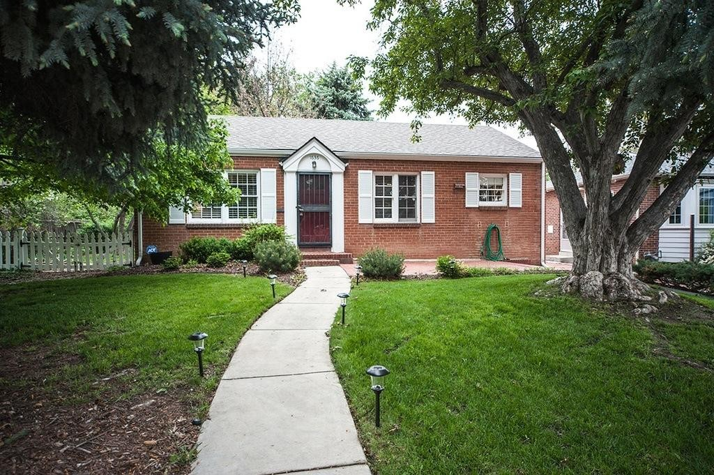 1636 Forest St, Denver, CO 80220 3 Bedroom House for Rent for $2,695 ...