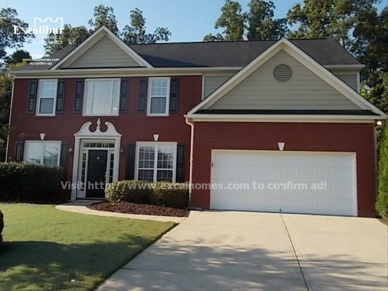 326 Park Creek Ridge Atlanta GA 30188 4 Bedroom