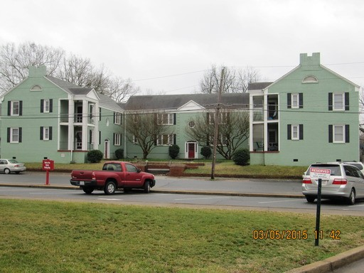 707 n lafayette st, shelby, nc 28150 studio apartment for rent for