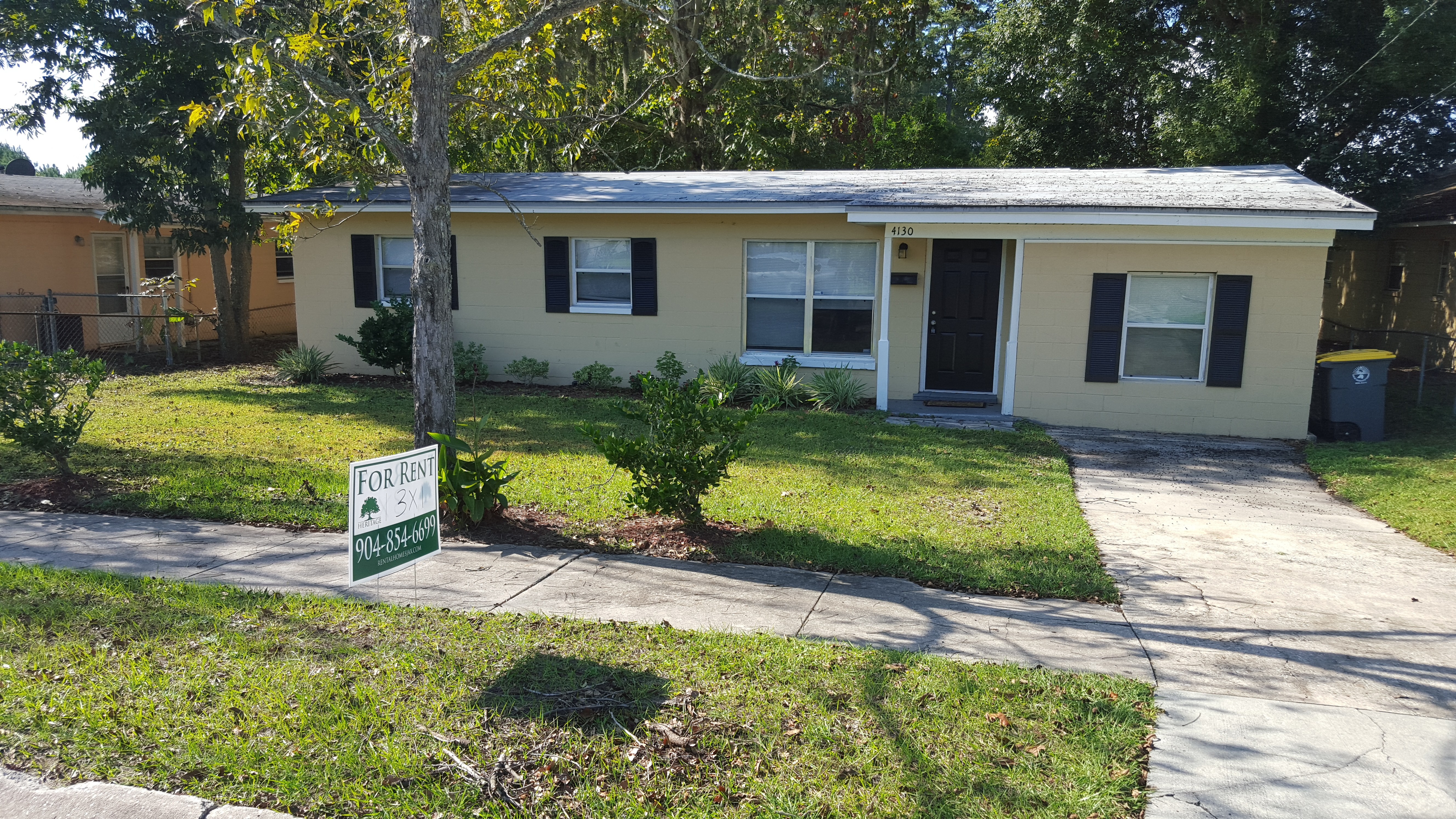 4130 Leonard Cir W Jacksonville Fl 32209 3 Bedroom