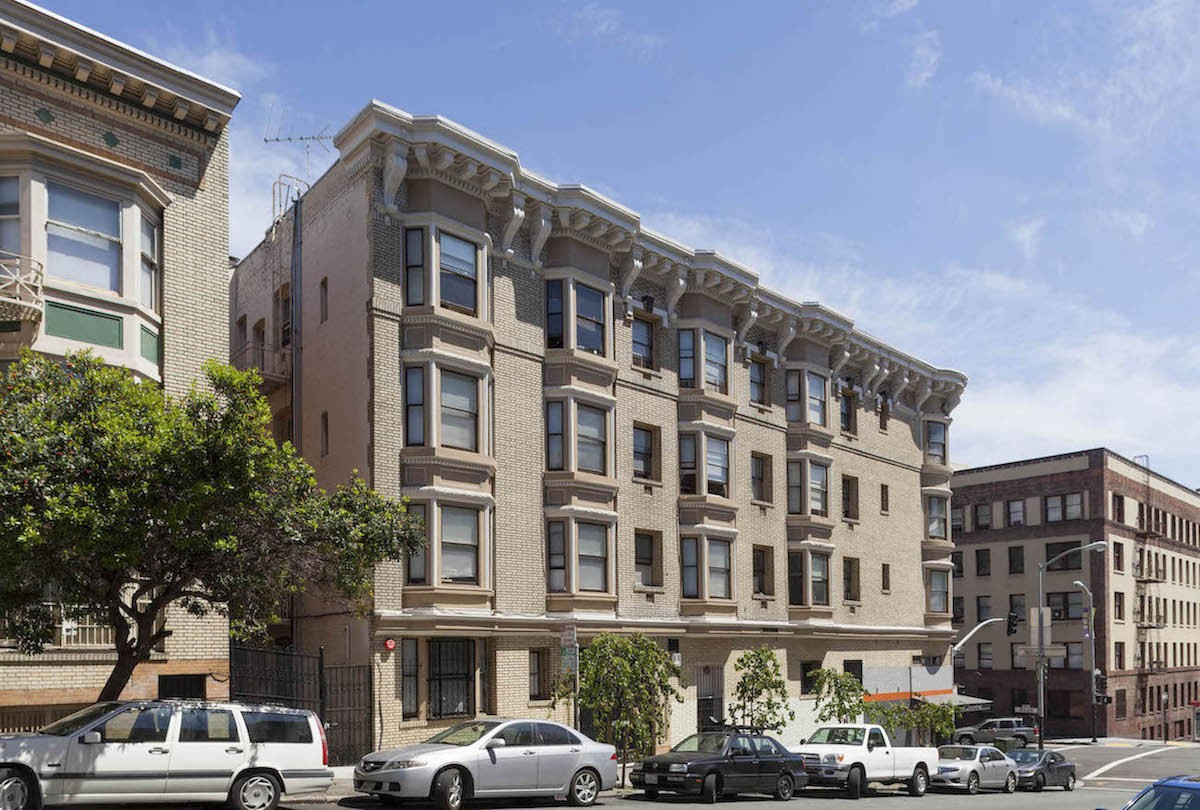 920 LEAVENWORTH Apartments