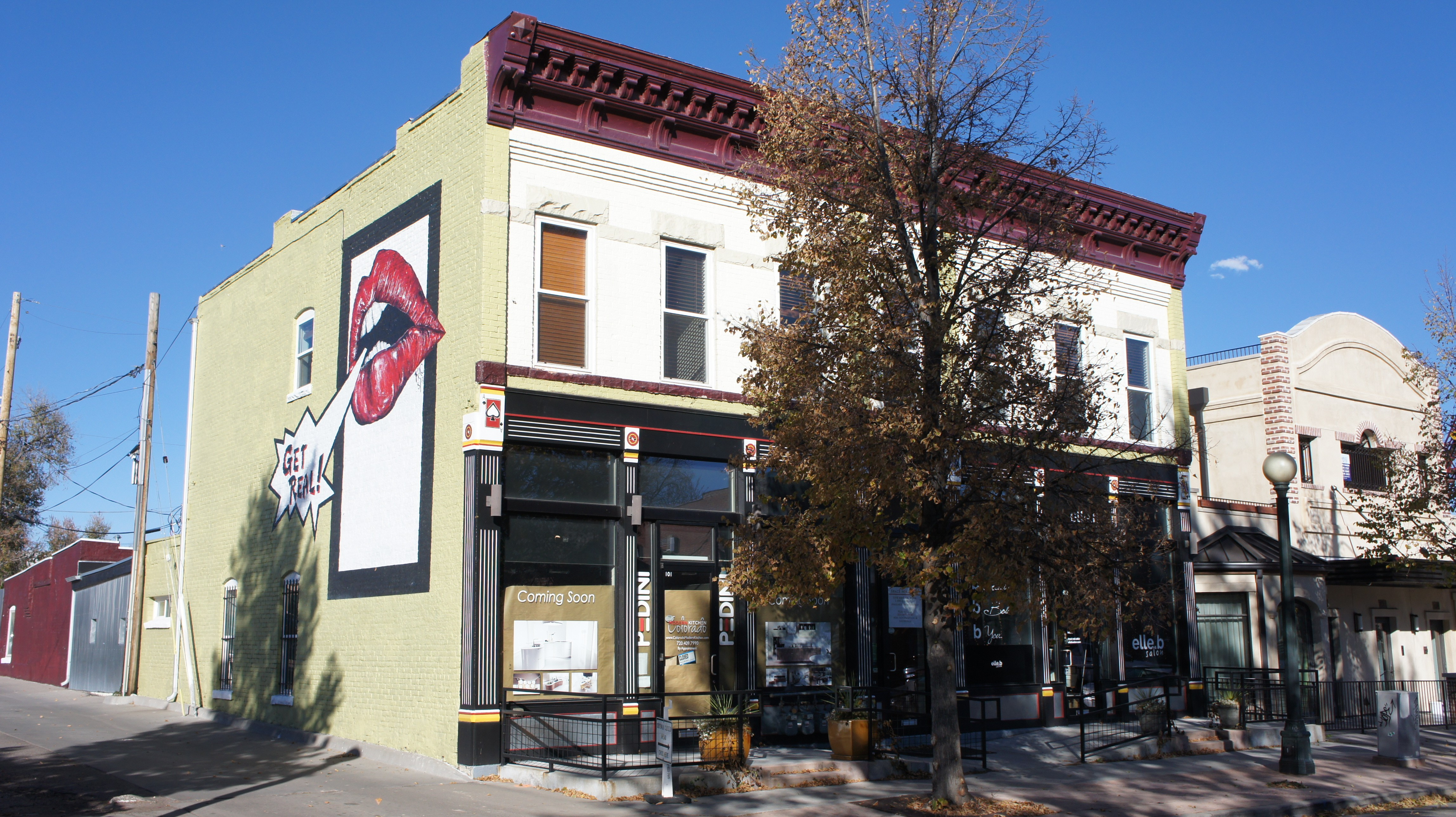Restaurants Near  W Th Ave Denver Co