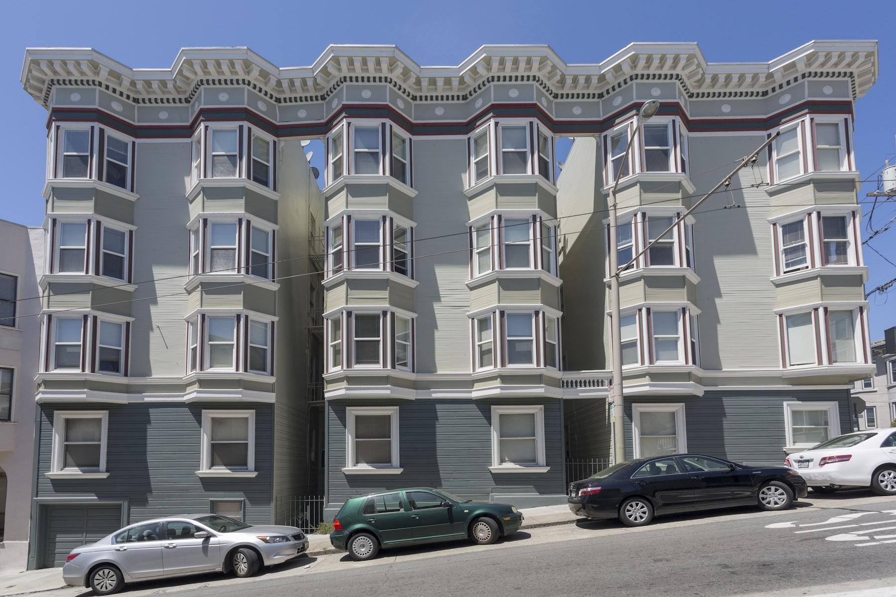 1301 LEAVENWORTH Apartments
