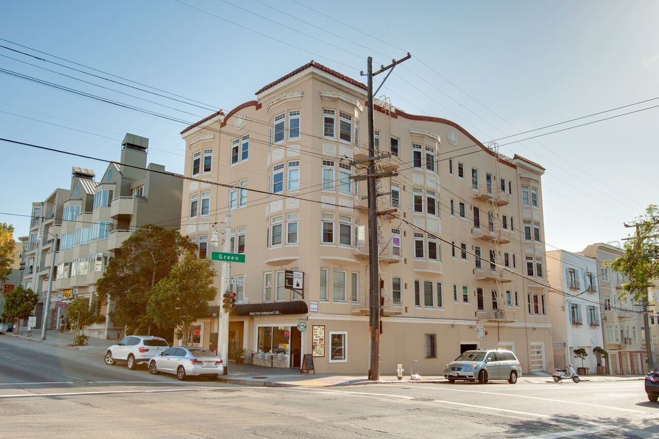 2363 VAN NESS Apartments