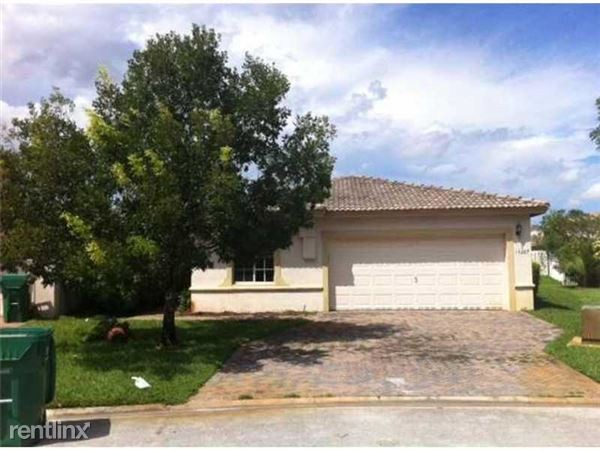 13377 sw 46th ct miramar fl 33027 4 bedroom house for rent for