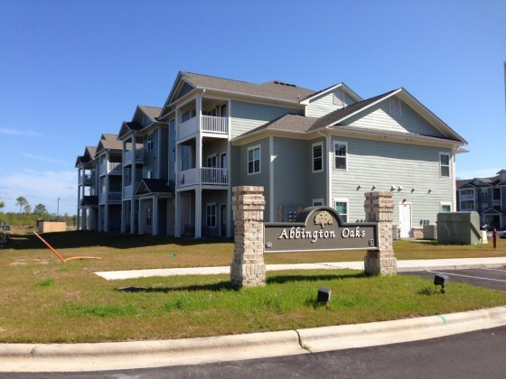 Abbington Oaks Apartments Southport Nc