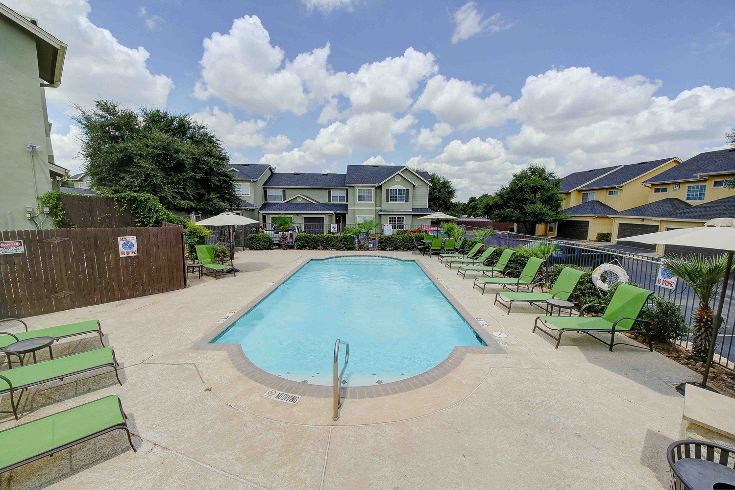 Castle Hills Townhomes